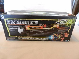 Refractor Launch System from Light Strike #3441 from WowWee Toys - $22.27