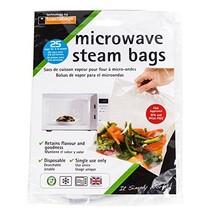 Set of 25 Quickasteam Microwave Steamer Bags - $8.28