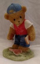 NEW Cherished Teddies 2005 Membear's Only Figurine Neal CT0051A - $18.55