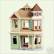 Victorian Home Nostalgic Houses & Shops 22nd in Series 2005 Hallmark Ornament - $20.99