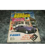 Street Rodder Magazine  Vol 21 No 10 October 1992 700r4 part II - $2.99