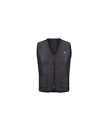 mobile warming motorcycle heated vest Black Size XXL NEW - $38.61