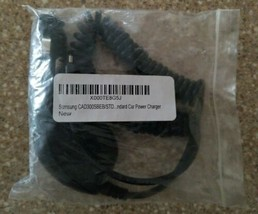 New OEM Samsung CAD300SBE Car Charger for Samsung M300 A137 A177 A227 A2... - $4.89