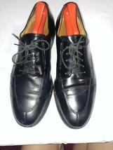Cole Haan City Caldwell Cap Toe Dress Oxford Shoe Black 08330 Men Size 9.5 D - $22.50