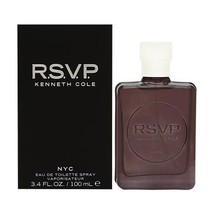 Kenneth Cole RSVP Cologne 3.4 Oz Eau De Toilette Spray - $50.67