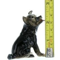 Hagen Renaker Pedigree Dog German Shepherd Puppy Ceramic Figurine image 2