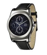LG G Smart Watch R Urbane W150 Android Wear Watch 4GB 1.3 P-OLED 1.2GHz (BLACK) image 4