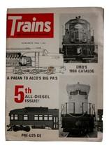 Trains Magazine November 1966