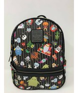 Disney Nightmare Before Christmas Jerrod Maruyama Wonderground Gallery Backpack - $93.05