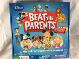 """New Disney """"Beat The Parents"""" Board Game """"Who Knows Disney Best?"""" - $12.79"""