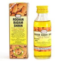 Badam Rogan 100ML  Oil Shirin Almond 100 % Pure... - $10.00