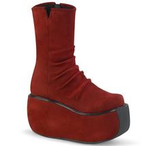 Demonia VIOLET-100 Women's Ankle Boots RVSUE - $85.64