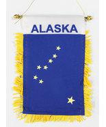 Alaska Window Hanging Flag - $3.30