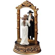Phantom and Christine Mirror Figurine by The San Francisco Music Box Com... - $83.18