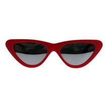 Womens Cateye Sunglasses Trendy Flat Frame Lollita Fashion Shades UV 400 - $9.85