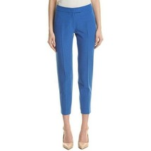 ANNE KLEIN Bluebell Crepe Bowie Slim-Fit Pants NWT 4 - $14.39