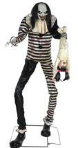 Sweet Dreams Clown Animated Prop 7' Haunted House Halloween Lifesize Dec... - £228.07 GBP