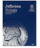 Jefferson Nickels Folder 1962-1995 (Official Whitman Coin Folder) - $9.89