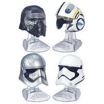 Hasbro Star Wars Black Series Die-Cast Metal Helmets Wave 1 Set - $29.69