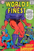 World's Finest Comics #158 VG; DC | low grade comic - save on shipping -... - $9.25