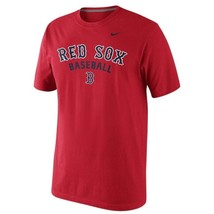 Boston Red Sox Nike Men's Practice T-Shirt - Size Large - NWT - €19,24 EUR
