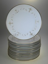 Noritake Courtney Bread & Butter Plates Set of 12 - $40.16