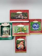 Hallmark Keepsake Ornament Lot - Harley Heritage Springer, Elves and more - $12.62