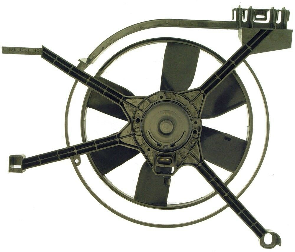 NEW 95 96 97 98 99 00 01 02 03 04 05 CAVALIER NO A/C RADIATOR FAN ASSEMBLY SALE