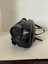 JVC Compact VHS Camcorder Video Camera GR-AX46U For Parts Only Does Not Work - $28.05