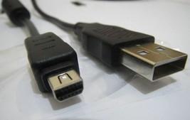 USB Data Sync Charger Cable  for OLYMPUS Evolt E-410 / E-420 / E-450/E-500/E-510 - $5.02