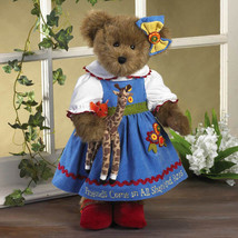 "Boyds Bears ""Kelsey Goodfriend w/Lil' Stretch & Tweet"" #4015942- 16"" Plu... - $89.99"