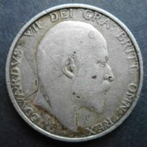 Great Britain, 1906 Shilling, Good - $4.00