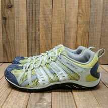 Merrell Women's Mykos Lime Mesh Hiking Trail Running Shoes Size 7.5 Sneakers  - $31.90