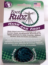 Due North Sure Foot Rubz Foot & Hand Massage Ball - $7.85