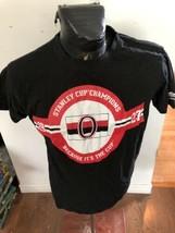 MENS Large Hockey NHL T-Shirt Stanley Cup Champions 1927 Ottawa Senators  - $14.84