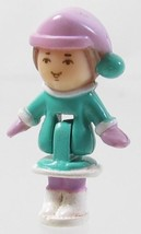 1993 Vintage Polly Pocket Doll Ski Lodge - Lulu... - $7.50