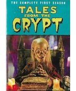 DVD - Tales From The Crypt: The Complete First Season (1989) *The Crypt ... - $6.00