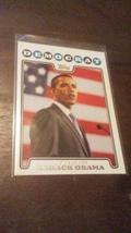 2008 Topps Campaign 2008 Barack Obama - $5.99