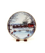 """1990 Collector Plate """"An American Tradition"""" Budweiser Clydesdales, #PLT03 - $12.69"""