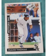 1995 Score #571 Frank Thomas Chicago White Sox Baseball Card - $1.00