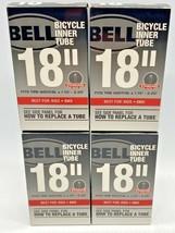 "Bell 18"" Bicycle Inner Tube Best For Kids BMX Bikes. Lot of 4 - $21.37"