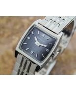 Ladies RadoT966 24mm Hand-Wind Stainless Steel Dress Watch, c.1960s Swis... - $778.82