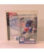 2003 McFarlane Toys NHL Series 6 Anson Carter - New York Rangers - $9.90