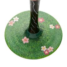 """Cherry Blossom """"Designs by Lolita"""" Wine Glass 15 o.z. 9"""" High  Gift Boxed image 4"""