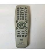Remote Control For DWM-370 Sanyo RB-7201 Factory Original DVD Player - $17.04