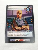 Gi Joe Tcg Duke #S13 Foil Card Trading Card Game - $12.71