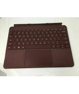 Official Microsoft Surface Go Signature Type Cover, Burgundy # KCS-00041 - $48.99