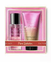 Victoria's Secret Pure Seduction Travel Size Lotion + Mist 2 Piece Gift Set - $14.00