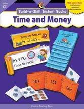 TIME AND MONEY, BUILD-A-SKILL INSTANT BOOKS Kim Cernek - $5.99