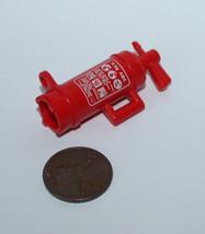 Playmobil Fire Extinguisher Replacement Part Diorama Miniature - $1.77